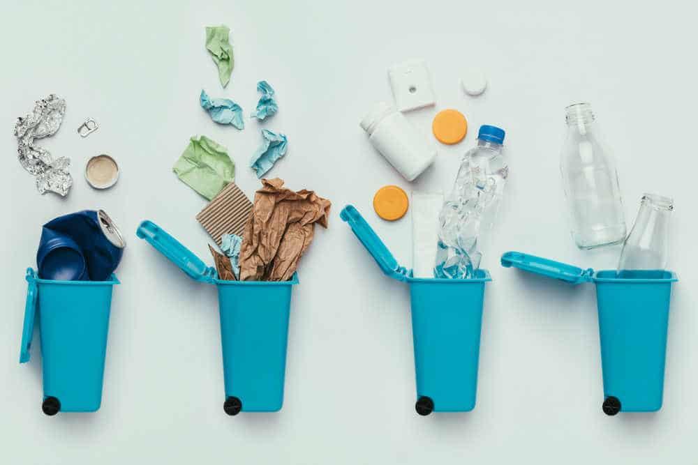 ¿Cómo es el proceso de reciclaje de las bolsas de plástico?